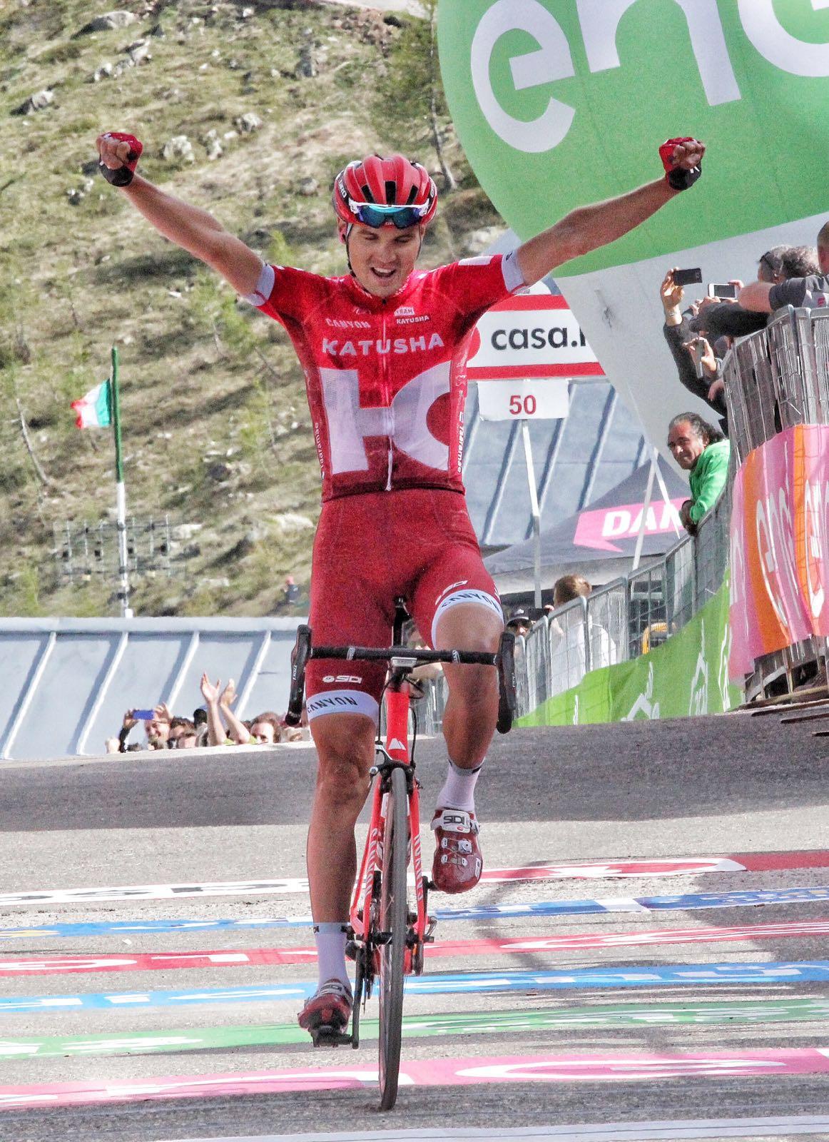 20ª Giro Italia: Nibali devora a Chaves - Ciclo21