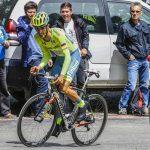 Contador en Les Gets © Bettini