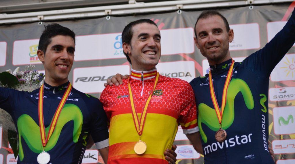 Castroviejo, Izagirre y Valverde © RFEC