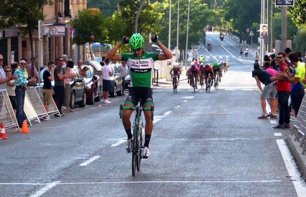 Moreira, vencedor de la primera etapa