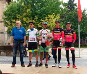 Podio del Trofeo San Juan © FGC