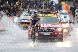 Dumoulin ganó en Andorra en el pasado Tour / © Velon