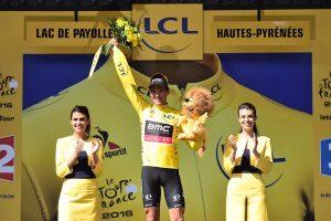 Van Avermaet sigue de amarillo © ASO