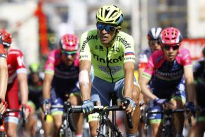 Contador llega a Limoges © Bettini