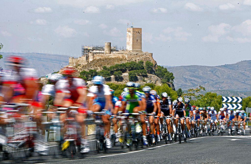 Vuelta España Recurso
