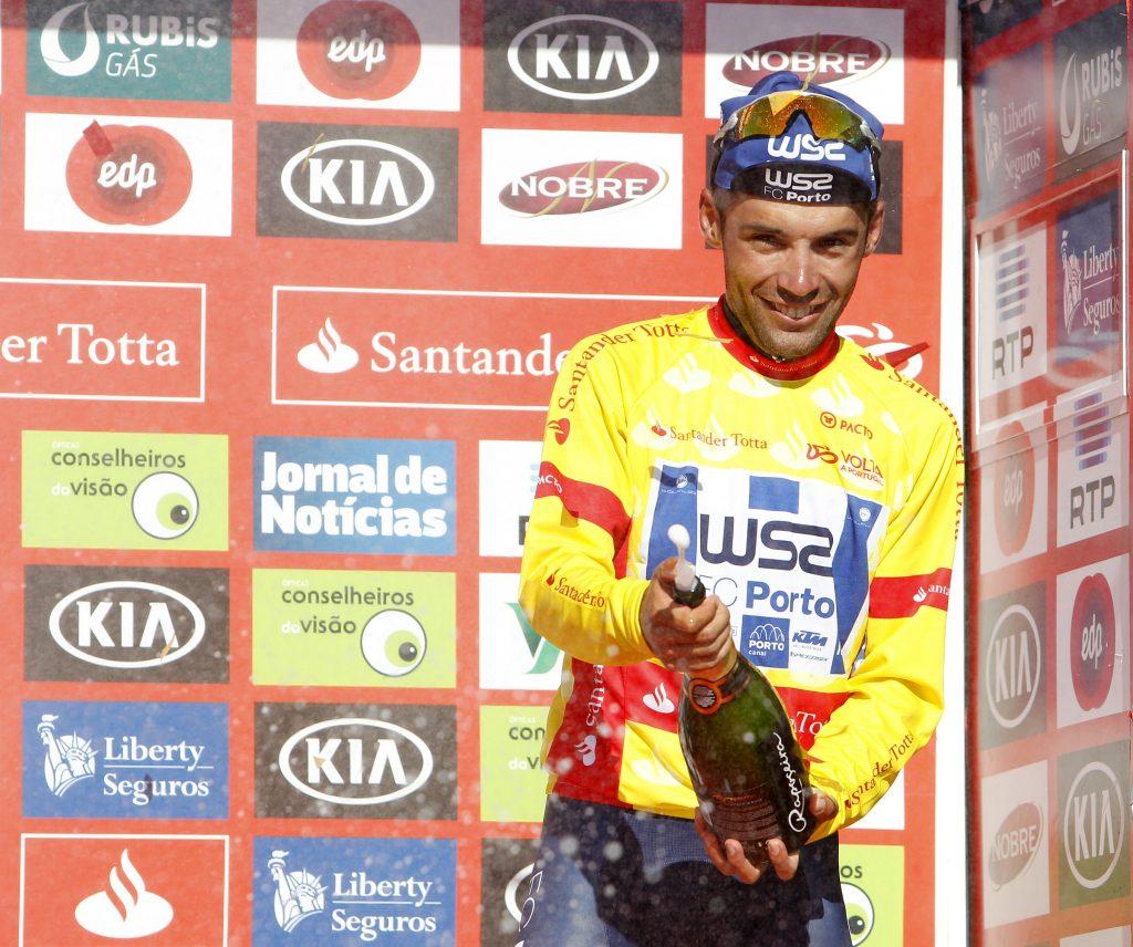 Rui Vinhas, amarillo final © Volta Portugal