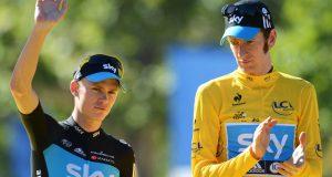 Bradley Wiggins_Chris Froome_Tour de Francia_2012