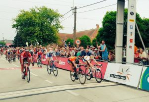 Sagan sobre Greipel © Eneco Tour