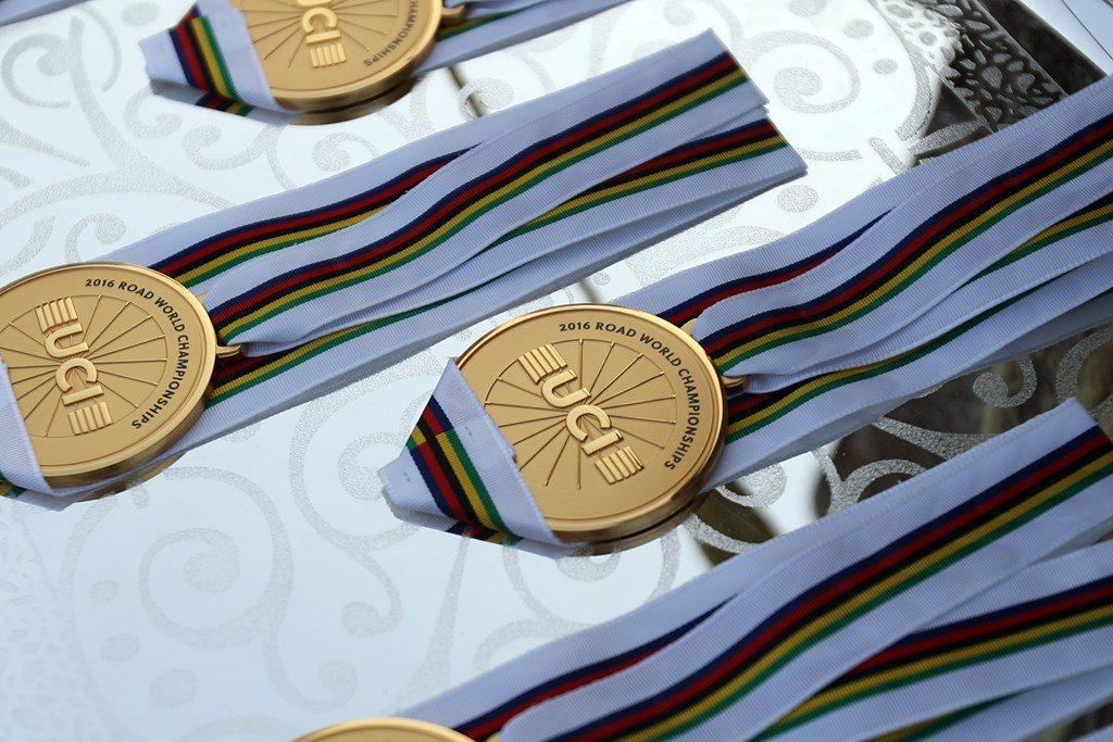 Las ansiadas medallas © D. A.