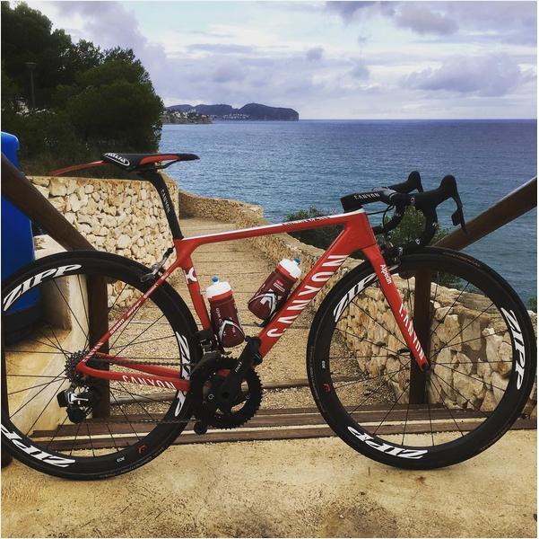 La bicicleta de Vicioso