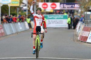Vandebosch, ganador en Ruddervoorde / © Superprestige