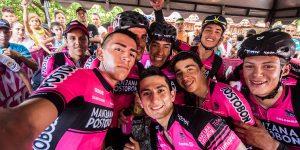 El equipo 2016 © Postobón