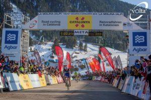 La Molina volverá a ser final de etapa de la ronda catalana