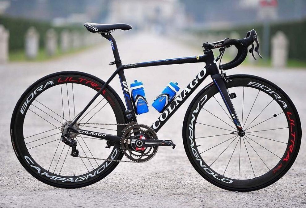 La Colnago © cicloweb / Bettini
