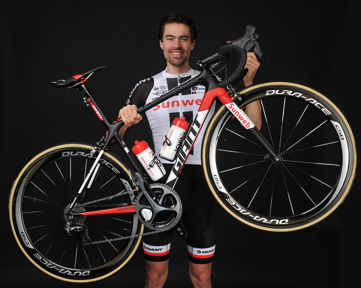Tom Dumoulin_Sunweb_2017
