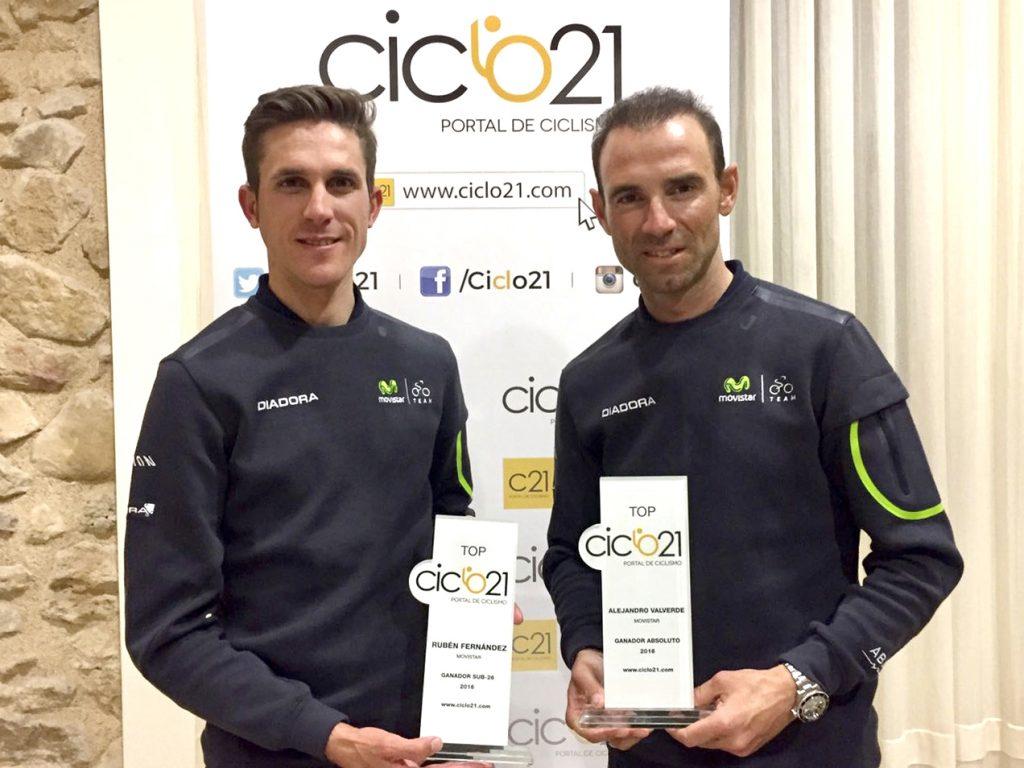 Alejandro Valverde_Ruben Fernandez_Top Ciclo21_2016