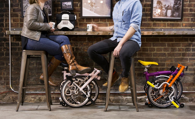 Bicicletas Plegables De Alta Gama La Historia De Brompton
