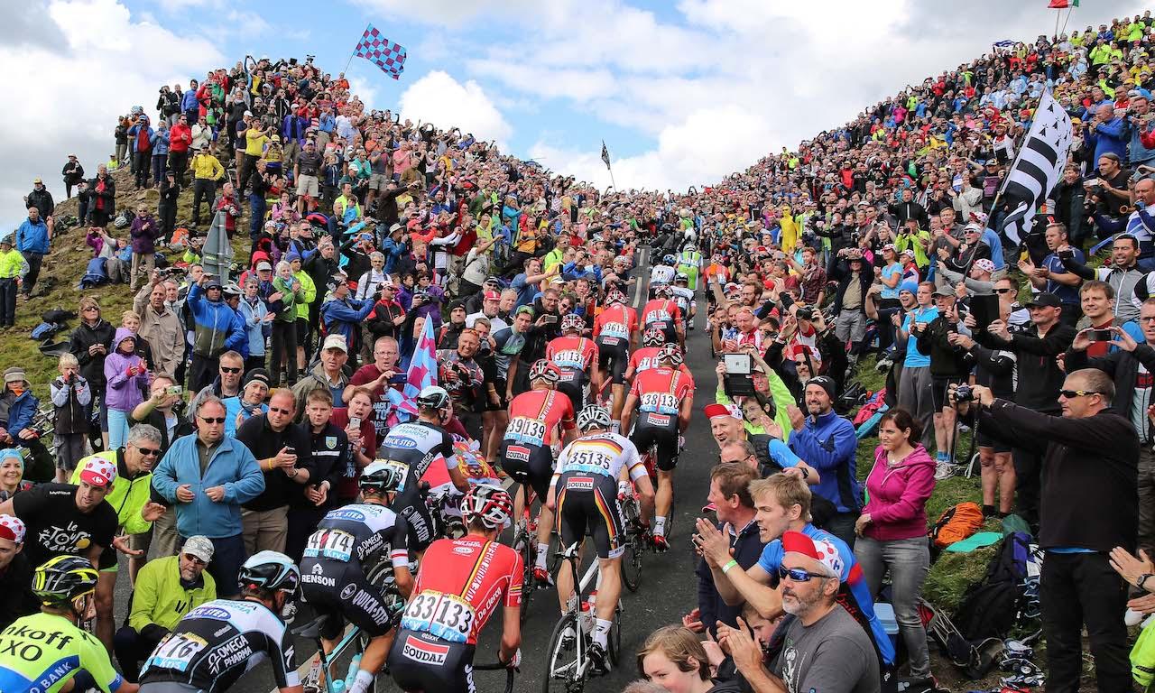 Tour de Francia_2014_Yorshire_Ambiente