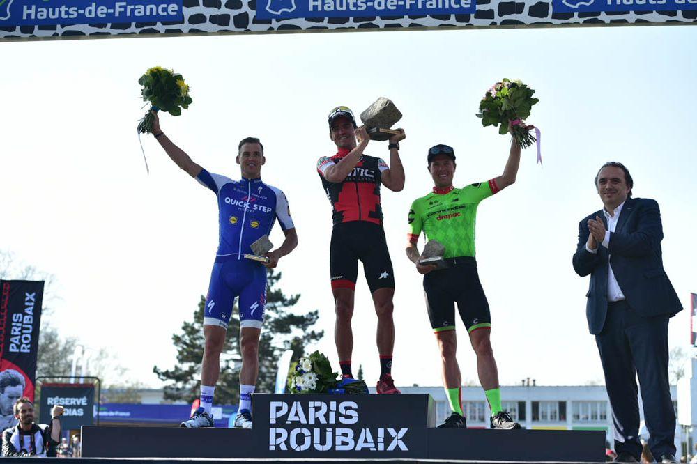 Roubaix_2017_Podio