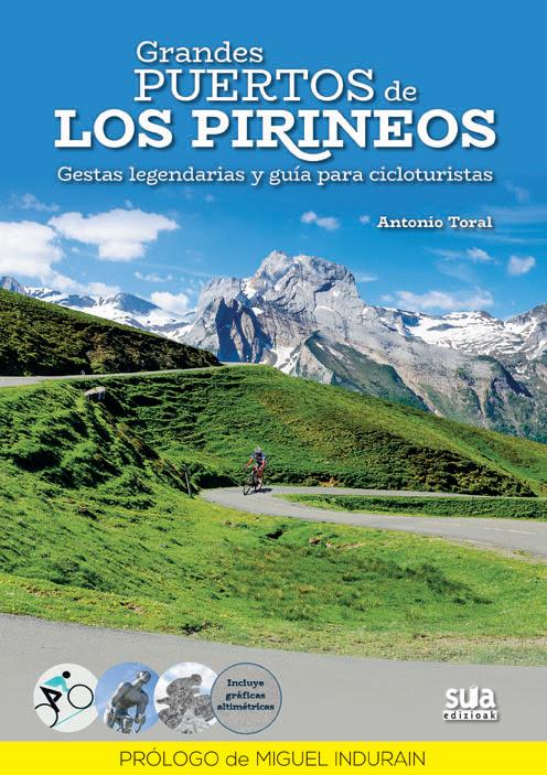 Nuevo libro Grandes puertos de los Pirineos  Ciclo21