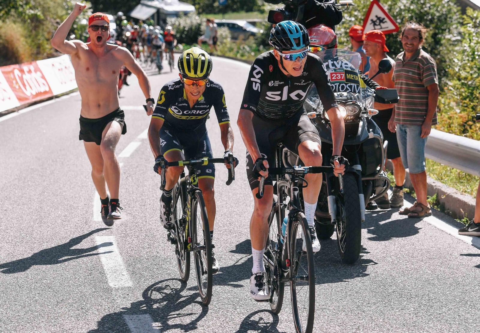 Froome_Chaves_Vuelta España_2017_03