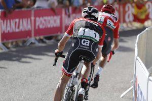 Froome_Contador_Vuelta España_2017_08