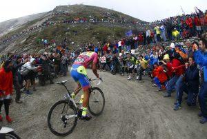 Alberto Contador_Colle delle Finestre_Giro Italia_2015