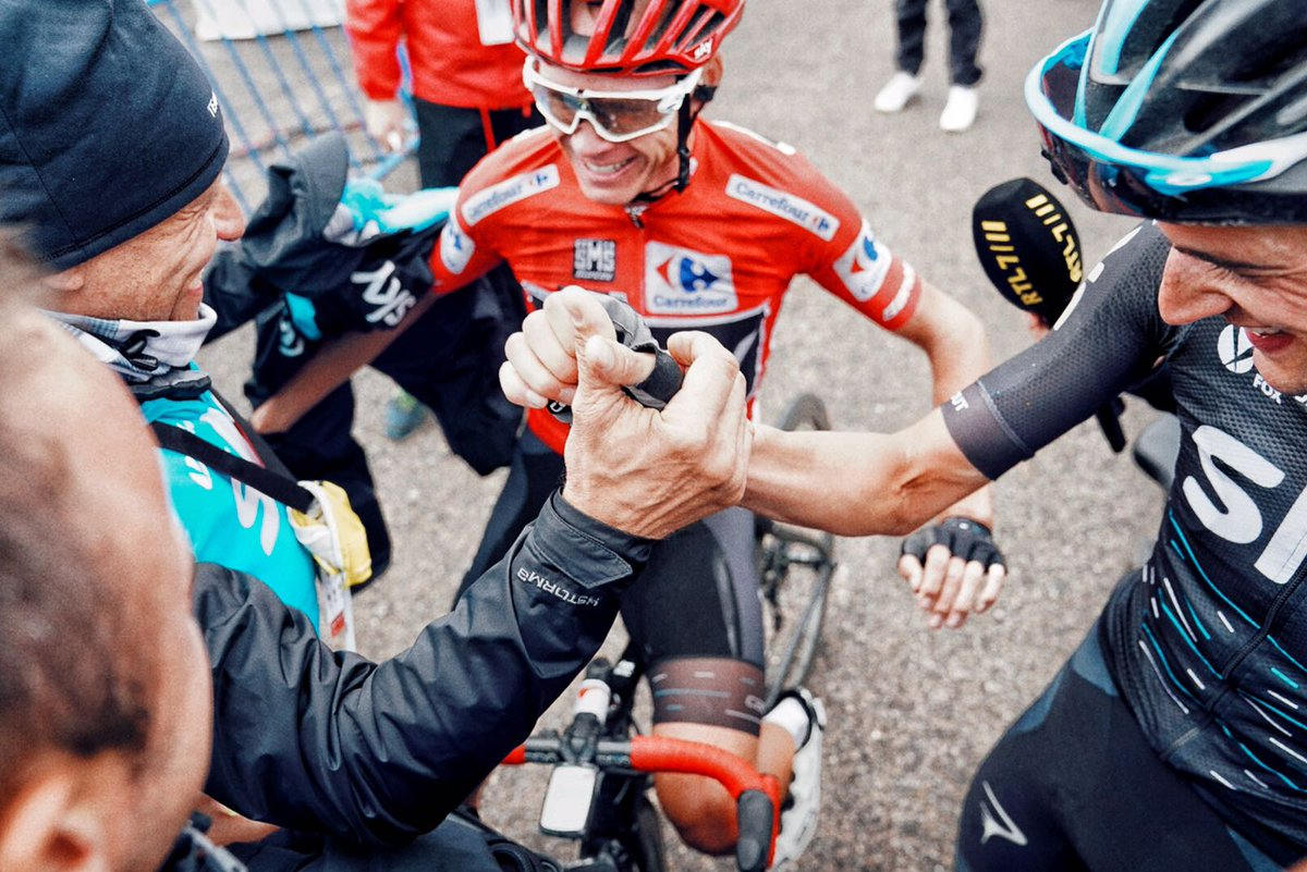 Froome_Vuelta Espana_2017_20