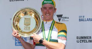 Rohan Dennis_Camepon_Australia_CRI_2018