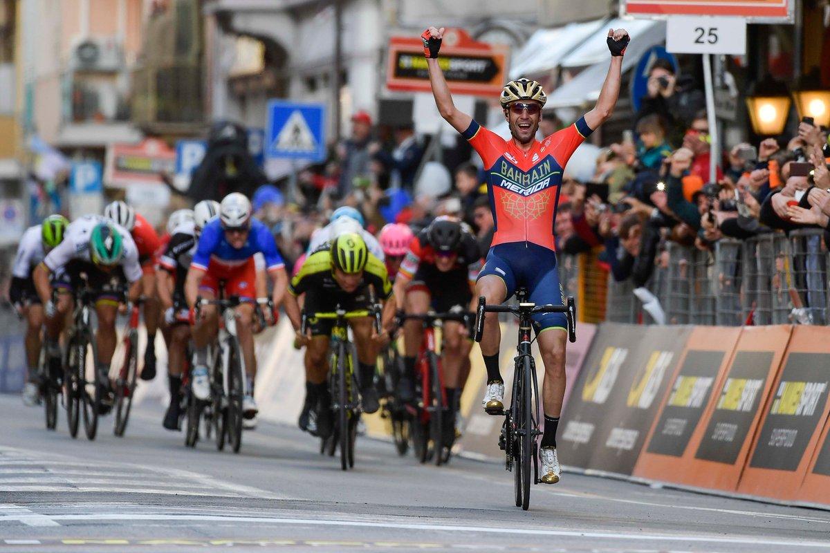 Milán-San Remo: Nibali, El Triunfo De La Pasión