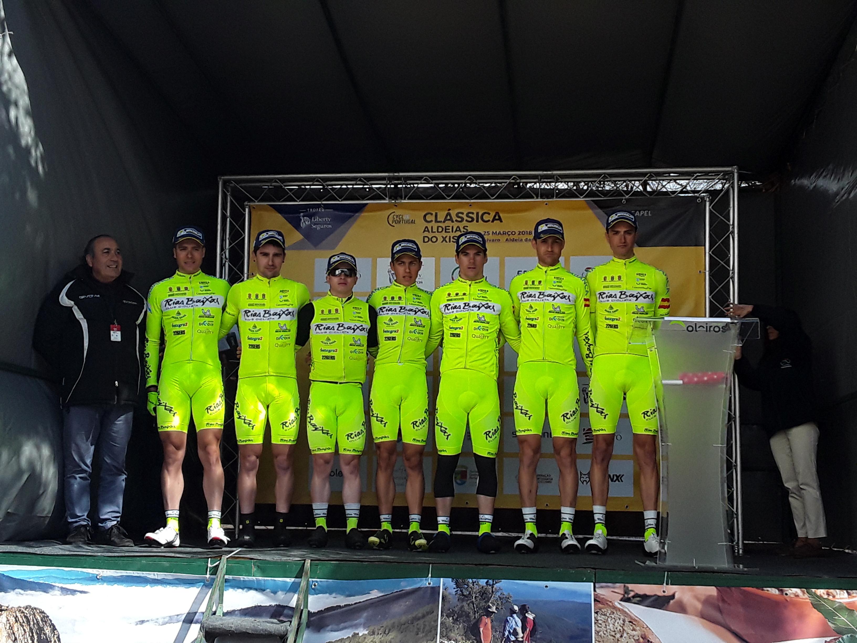 Zamanillo (CC Rías Baixas) acabó yendo a más en Zamora - Ciclo21