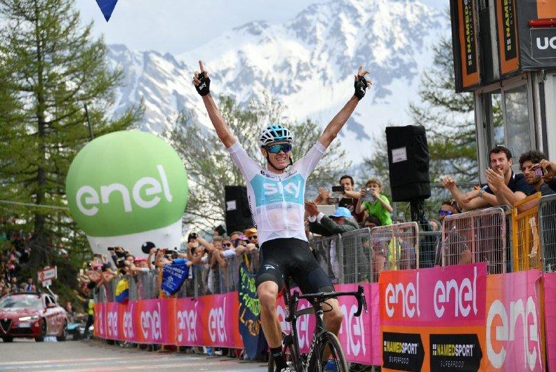 Froome_Giro Italia_2018_19