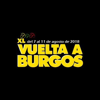 Resultado de imagen de vuelta ciclista a burgos 2018
