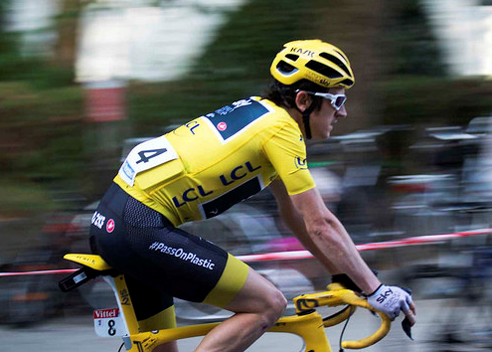 Geraint Thomas by filip bossuyt