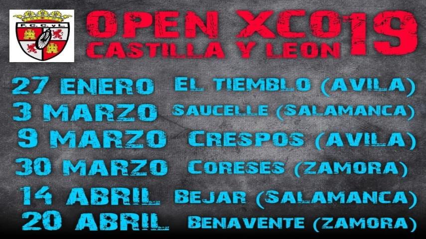 Fccyl Calendario.El Open Xco Castilla Y Leon 2019 Anade Una Sexta Prueba Ciclo21